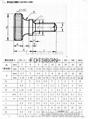 滾花高頭螺釘GB/T834-1988 4