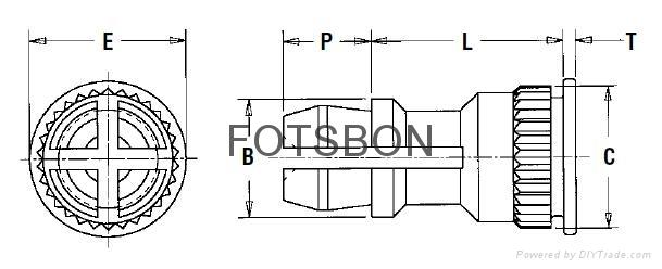 擠壓螺母KF2 KFS2|擠壓螺母廠家|擠壓螺母價格|現貨 5