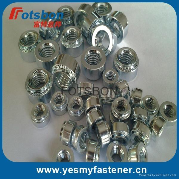 CLA-832-2铝压铆螺母CLA-M5-2 4