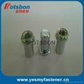 壓鉚螺母B BS|盲孔壓鉚螺母B|防水螺母BS|防水螺母柱 3