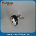 皇冠組合螺釘碳鋼鍍鎳或者不鏽鋼 6