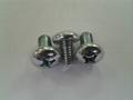 十字盘头螺钉GB818 ,碳钢和不锈钢,机械螺纹,
