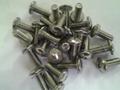 十字盤頭螺釘GB818 ,碳鋼和不鏽鋼,機械螺紋, 5