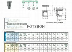 弹簧销P PTL2-04-4   P PSL2-04-4