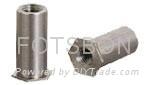 壓鉚螺母柱SO SOS|通孔壓鉚螺母柱|壓鉚螺母柱廠家