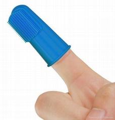 硅胶手指头牙刷