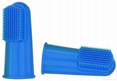 Liquid silicone finger t