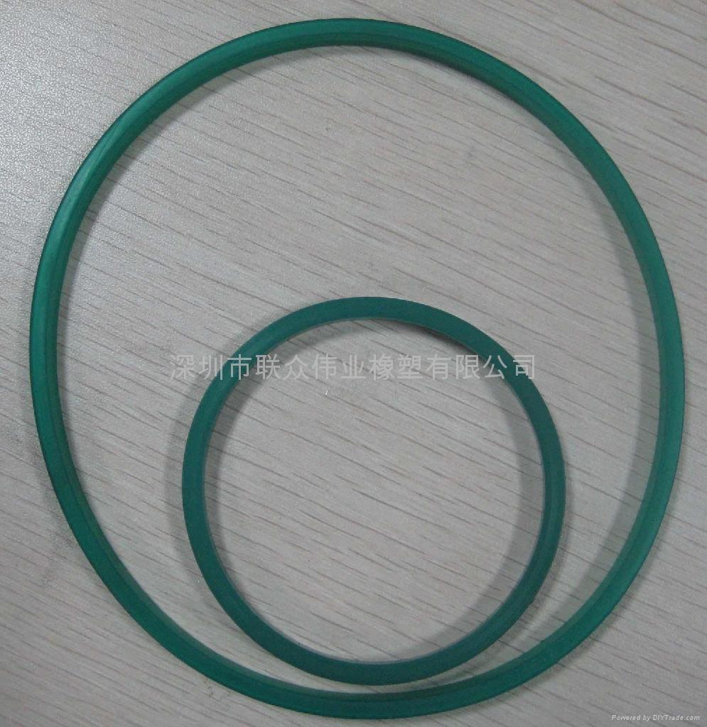硅胶密封圈 4