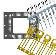 半導體零組件及治具&檢驗治具