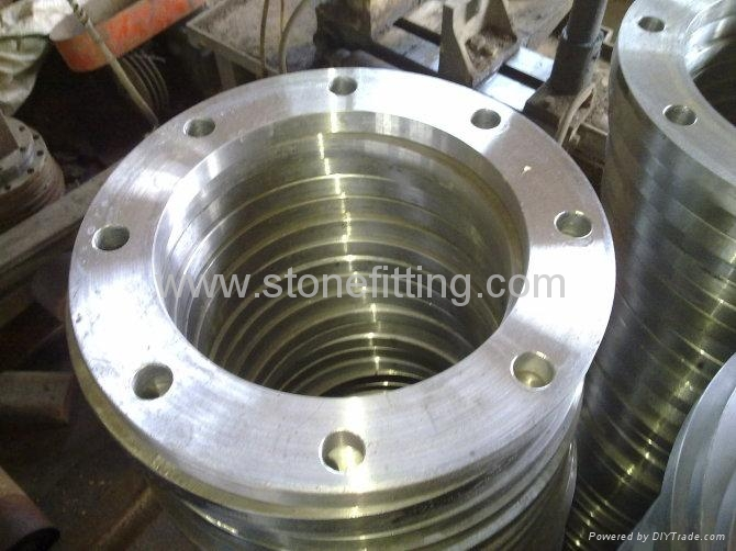 BS4504/AS2129 hot dip ga  anized steel Backing  Ring  Flanges 2