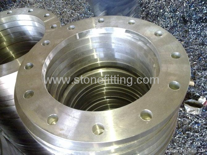BS4504/AS2129 hot dip ga  anized steel Backing  Ring  Flanges 3