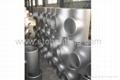ASME B 16.9 ASTM A234 WPB Butt-Welding Tees