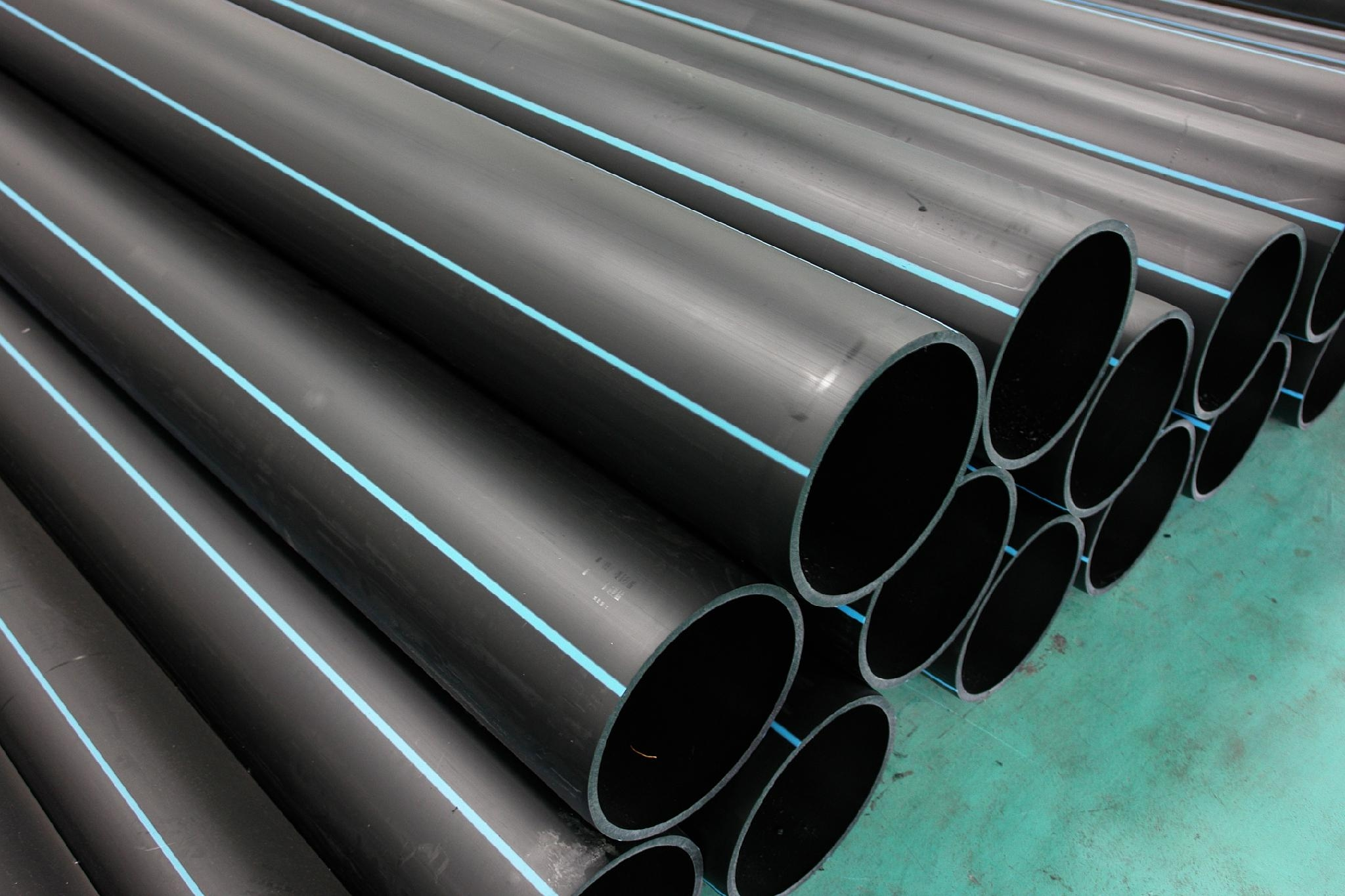 HDPE PIPE FOR WATER SUPPLY  2