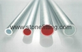 Plastic Lined Steel Composite Pipes and Fittings from factory