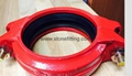 Grooved Pipe Fittings for Fire Protection 1
