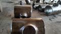 ASME B 16.9 ASTM A234 WPB Butt-Welding Tees 6