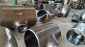 ASME B 16.9 ASTM A234 WPB Butt-Welding Tees 4