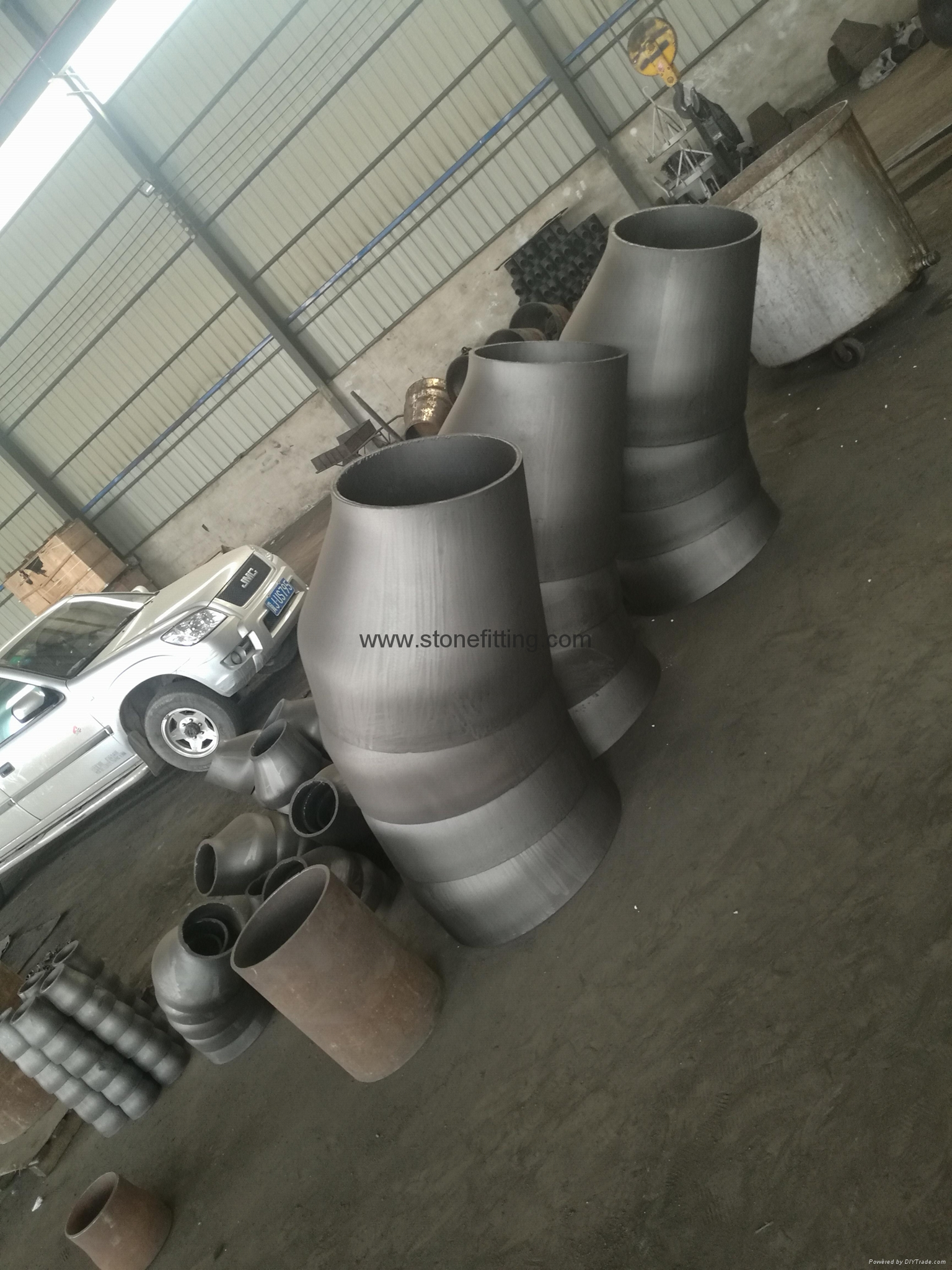 MSS SP-75 WPHY pipe fittings 2