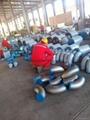 alloy steel  Tee, alloy steel pipe fittings, alloy steel elbows 4