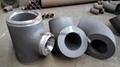 alloy steel  Tee, alloy steel pipe fittings, alloy steel elbows 3