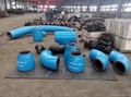 alloy steel  Tee, alloy steel pipe fittings, alloy steel elbows
