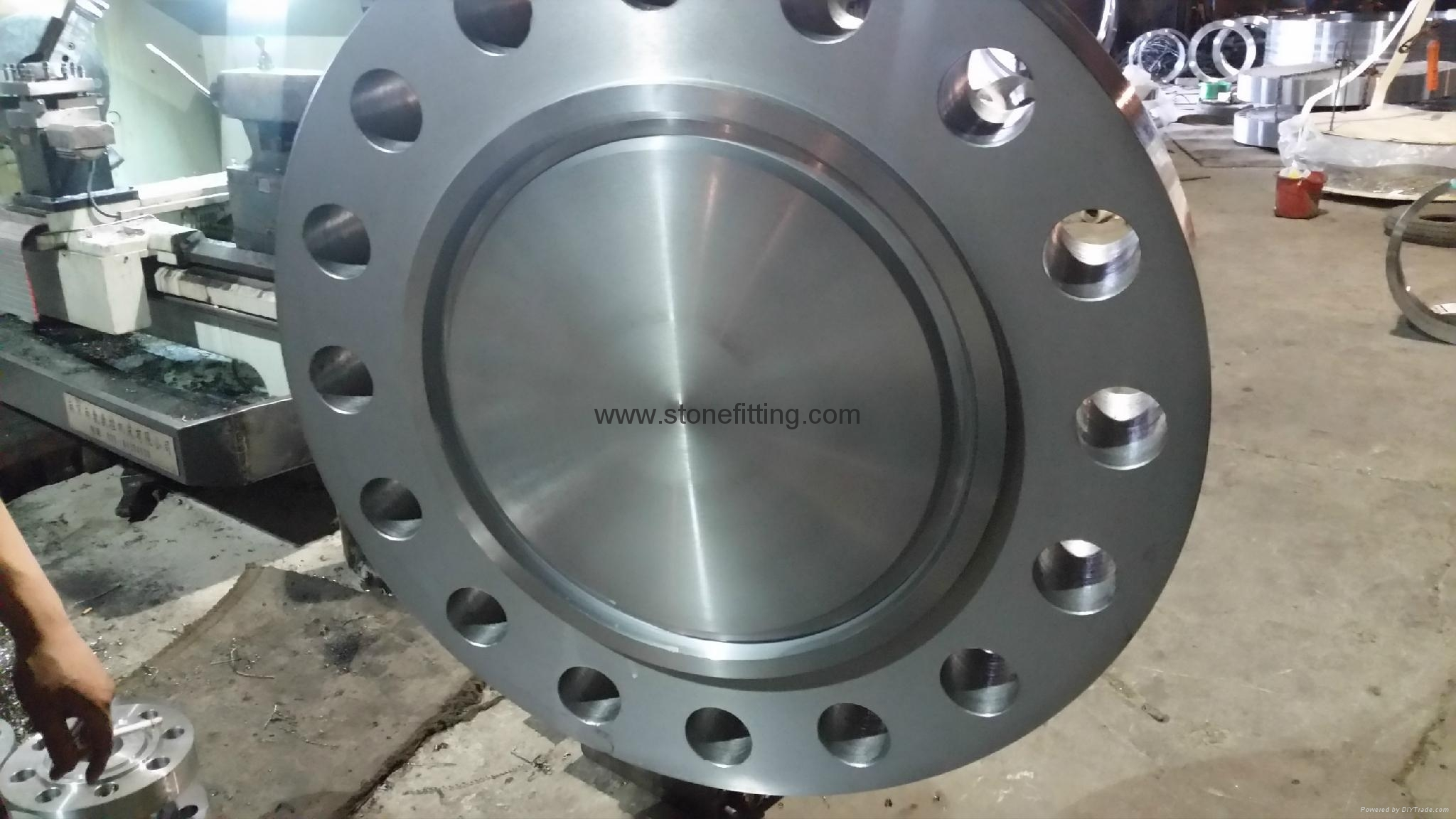A694 F52/F60/F65 ring type joint Blind Flange 3