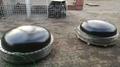 ASTM A105 DN1150 girth flanges and A516 GR70 elliptical heads
