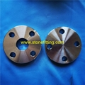 ASTM A182 F304  forged stainless steel Blind Flange 4