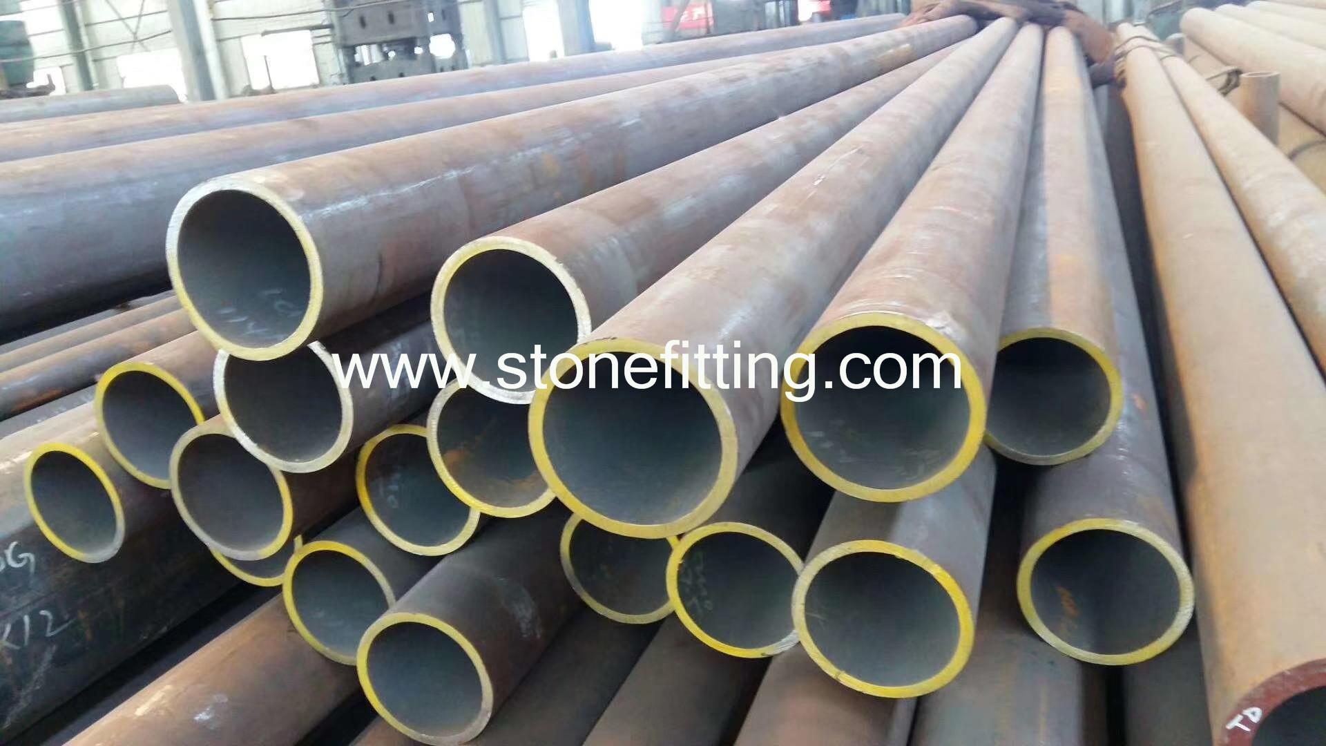 ASTM A335 P9 alloy steel pipe 4