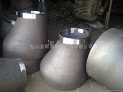 碳鋼對焊異徑管