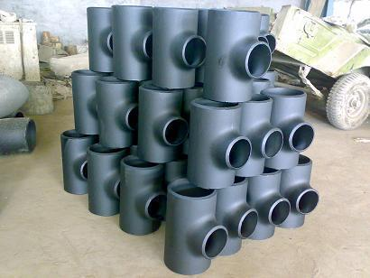 碳钢对焊三通 1