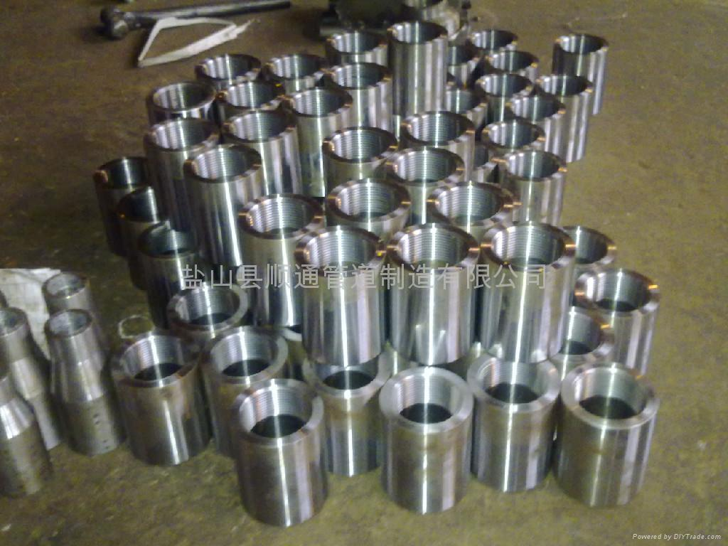 Coupling china manufacturer forged fittings pipe
