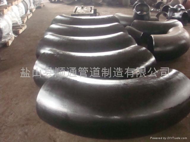 碳钢对焊弯头 1