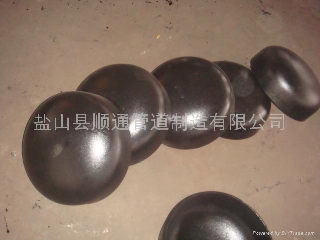 Carbon Steel Cap 1