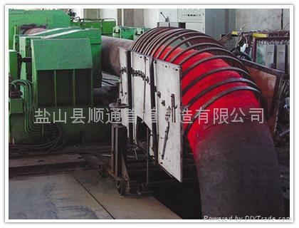 Medium-Frequency Extruding Machine