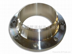 Stainless WN Flange