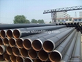 3PE Coated API 5L X60, X70 Line Pipe