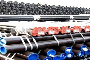 ASTM A335 P12 alloy steel seamless steel pipes 1