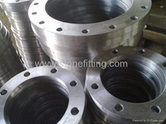 BS4504/AS2129 hot dip galvanized steel Backing  Ring  Flanges