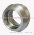 Stainless steel threadolet/sockolet