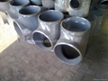 alloy steel  Tee, alloy steel pipe