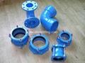 Ductile Iron Pipe Fittings ISO2531, ISO4422, EN545, EN598, BS4772, 1