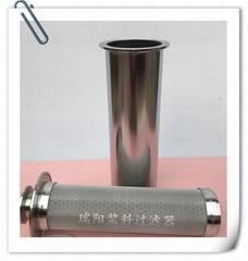 鋰電池漿料過濾芯