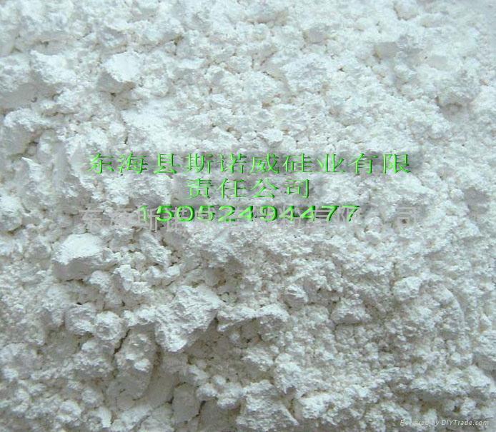 雲石膠用硅微粉 1