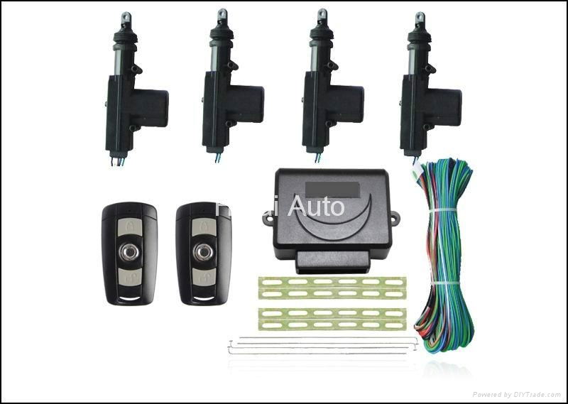 Hot sell good quality central locking system for car  1