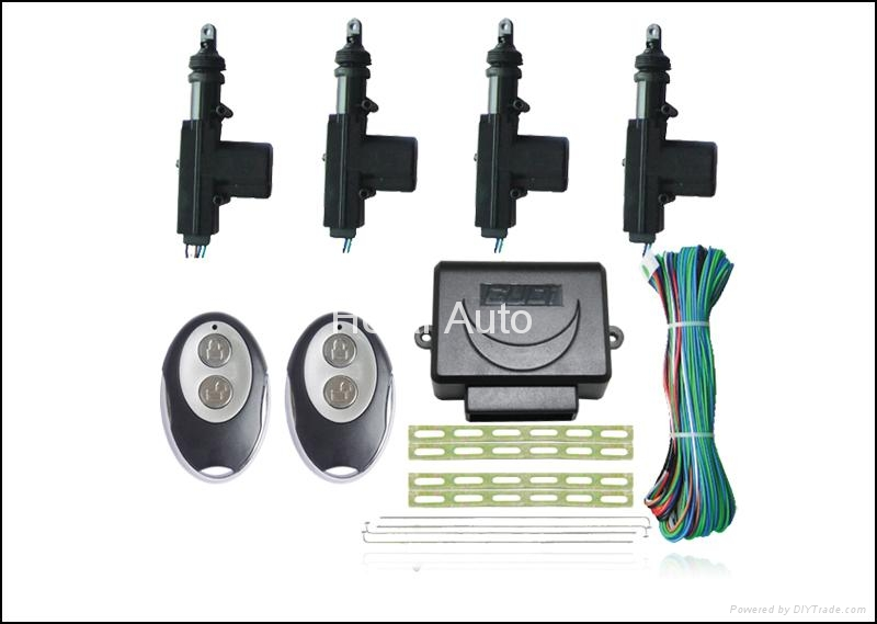 Hot sell good quality central locking system for car  3