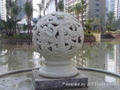 上海仿砂岩雕塑