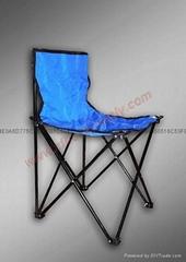 便攜式折疊椅子藍色