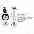 机械式发电机组油量油表