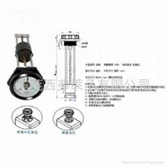 機械式發電機組油量油表